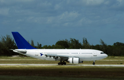 idm passenger plane